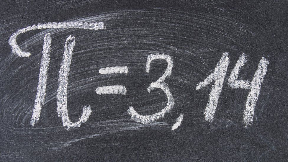 The symbol for Pi is also the 16th letter in the Greek alphabet