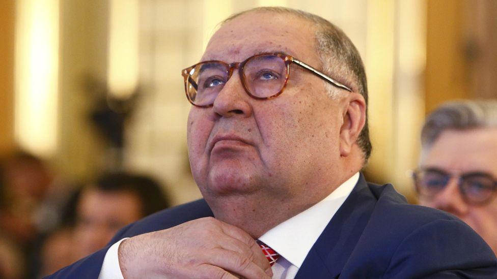 Alisher Usmanov, 16 Mar 17