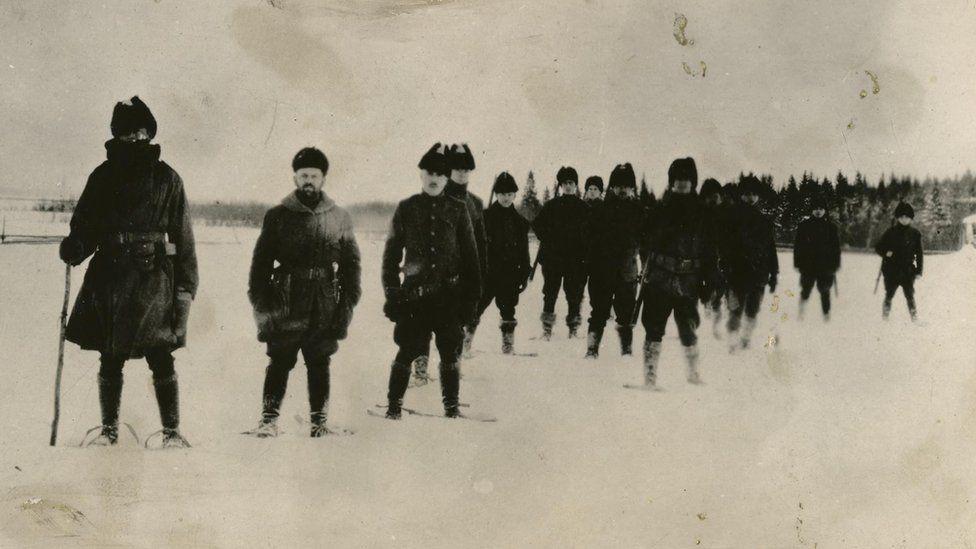 Expedición Oso Polar: cómo fue la casi olvidada invasión de Estados Unidos a Rusia hace un siglo