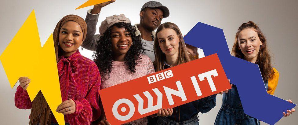 BBC Own It presenters