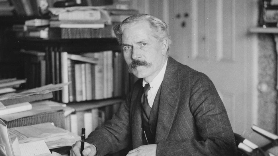 Picture of Ramsay MacDonald, Labour Prime Minister