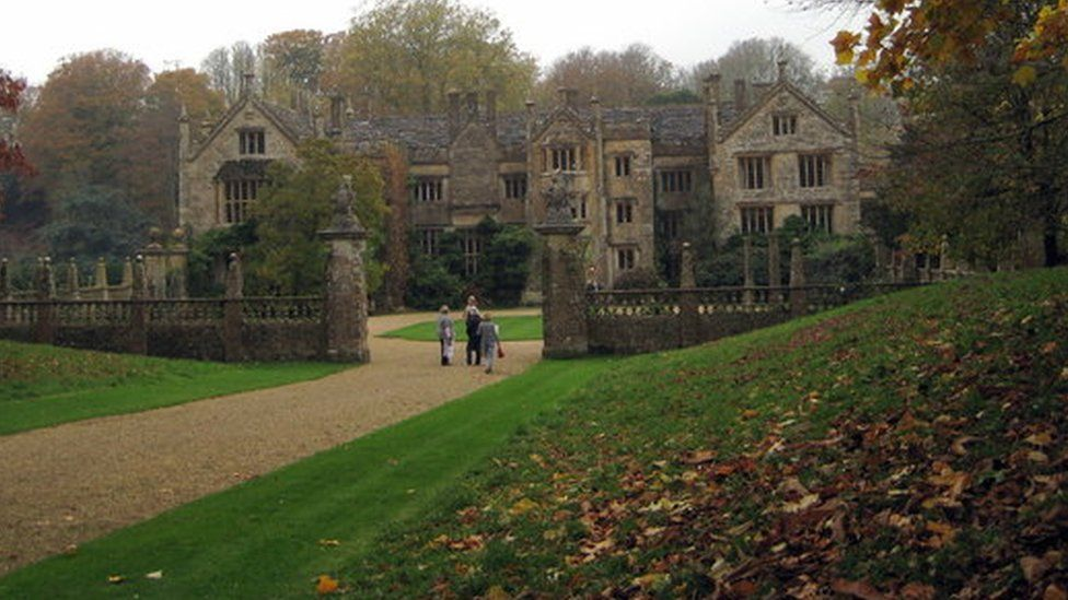 Parnham House in 2008