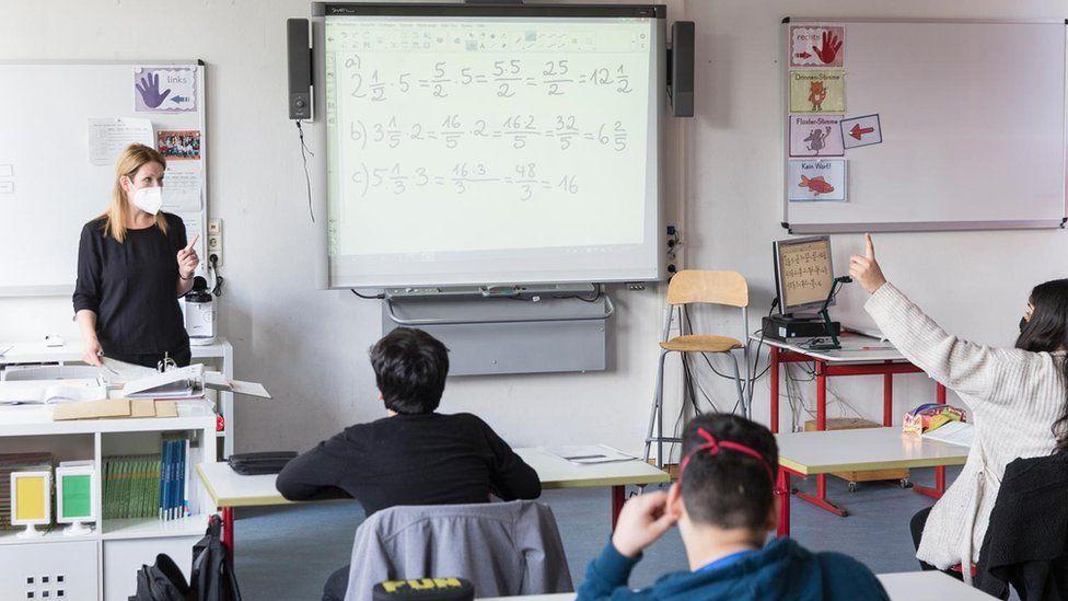 Математика школа діти