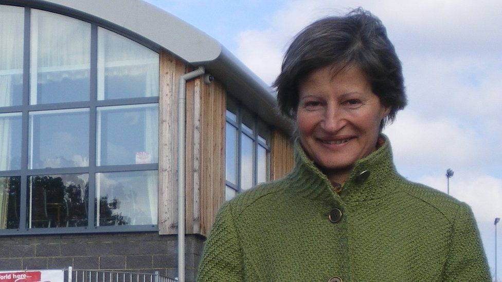 Councillor Mary Douglas, member for Salisbury St Francis and Stratford