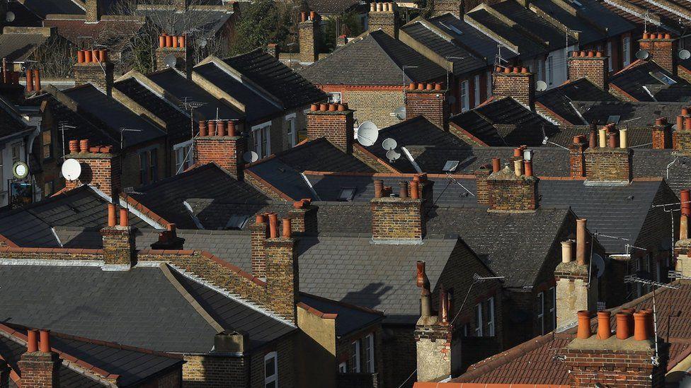 Generic housing photo