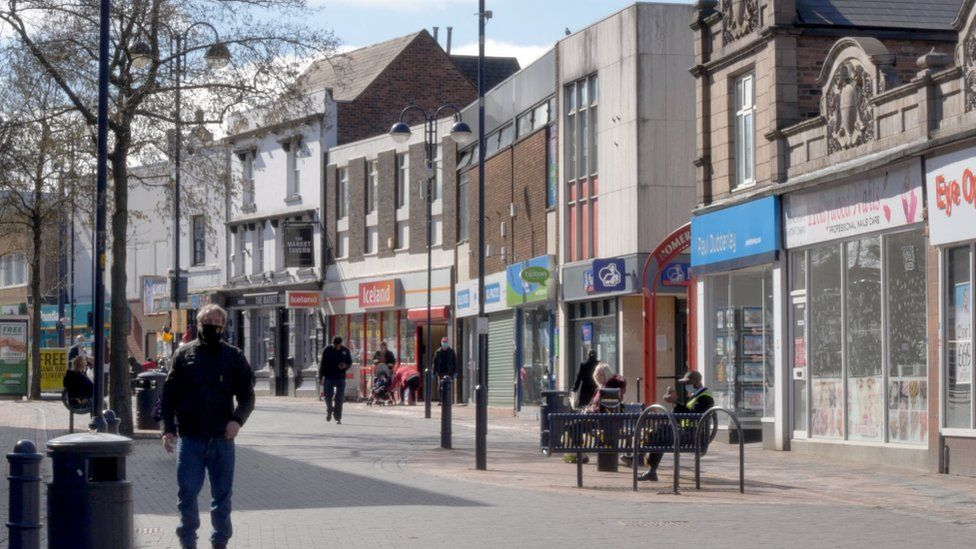 Bilston High Street