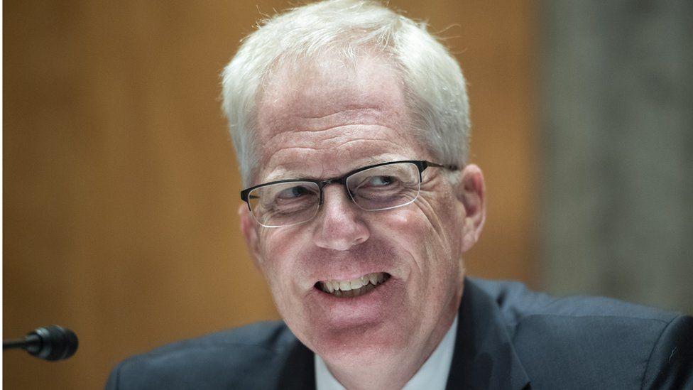 Christopher Miller smiling