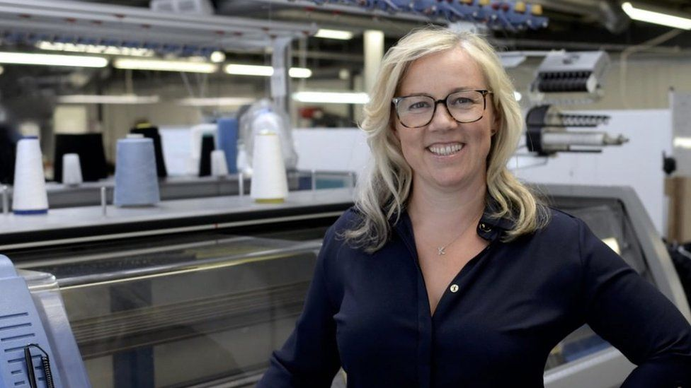 Kate Hills founder of Make it British