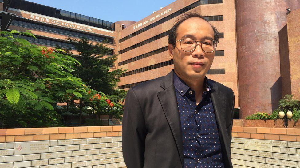 Chan Wai Keung, Director New Century Forum and Lecturer Hong Kong Polytechnic University