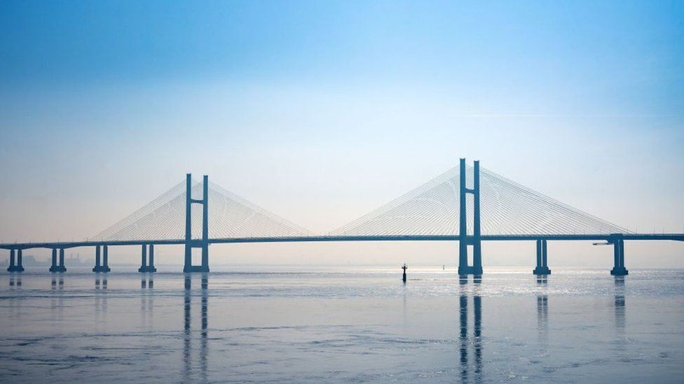 The second Severn Crossing in the south-west of England has also experienced problems