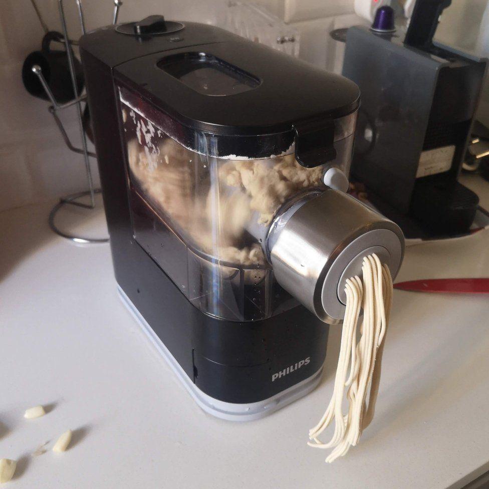 Pasta maker.