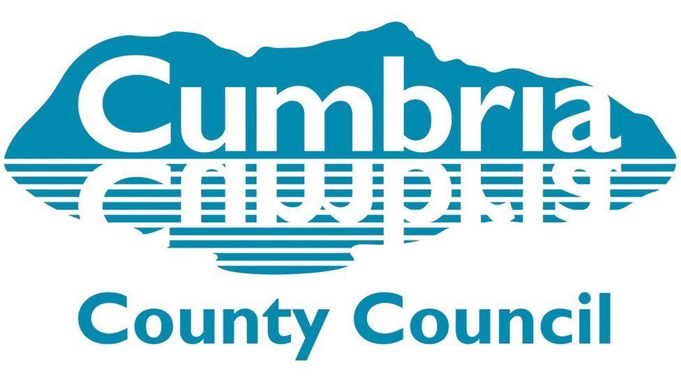 Cumbria County Council logo
