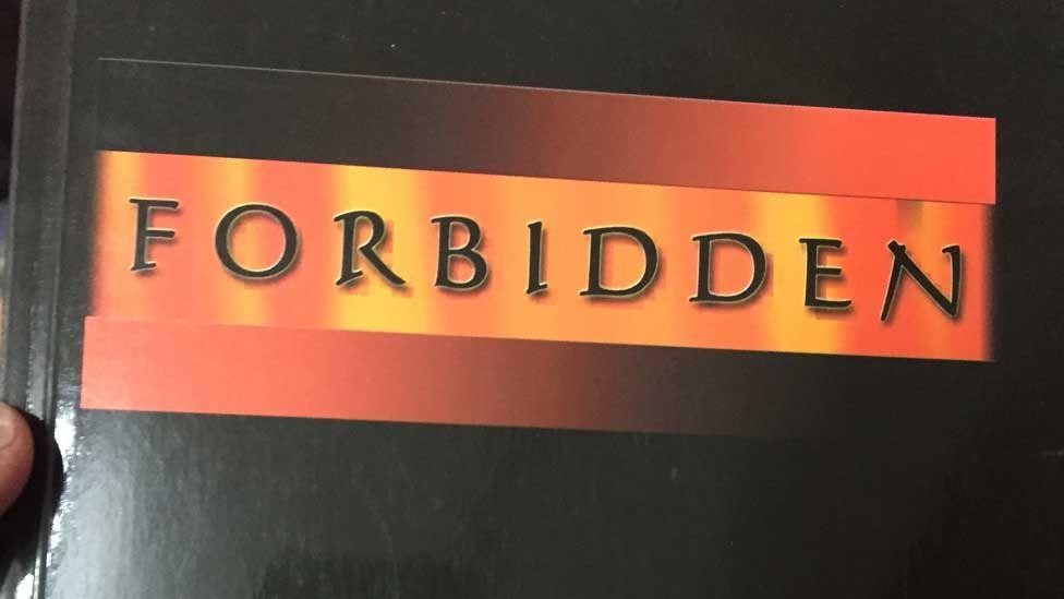 The book Forbidden