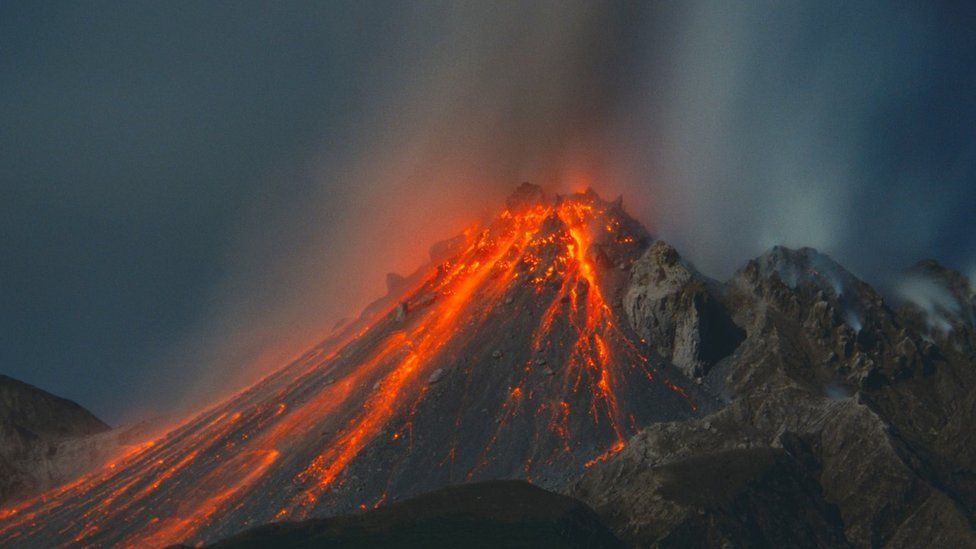 Image result for TAAL VOLCANO LAVA SPEWS AS 'HAZARDOUS ERUPTION' FEARED