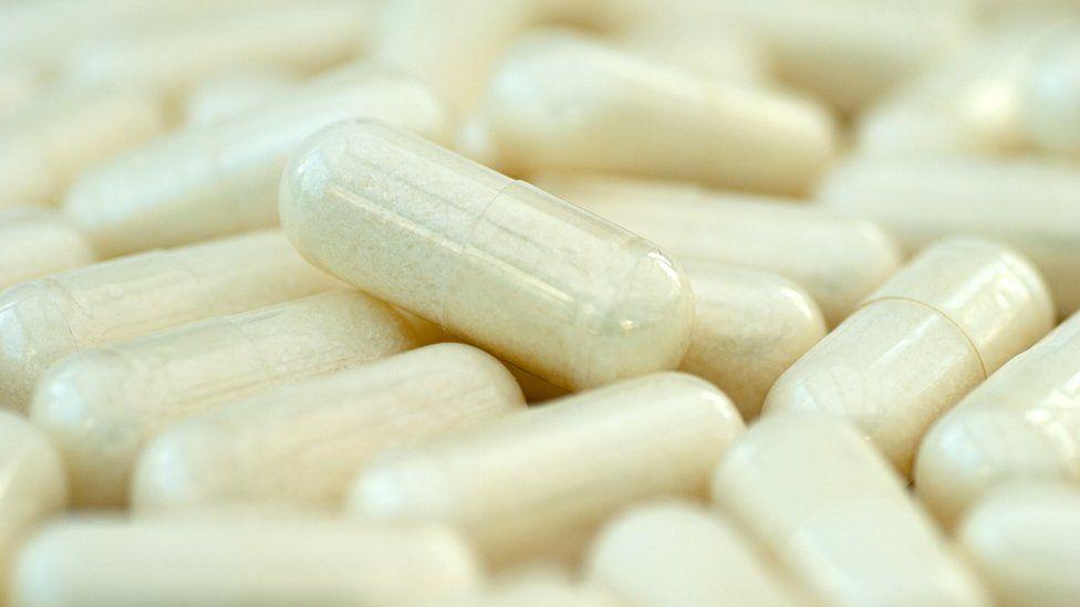Glucosamine pills