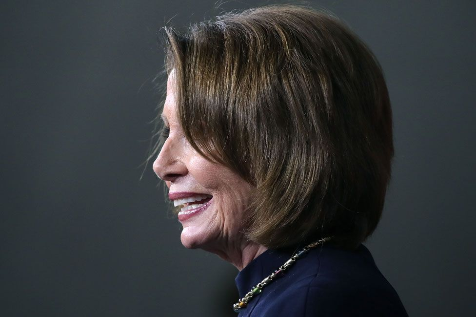 Nancy Pelosi: The remarkable comeback of America's most powerful woman