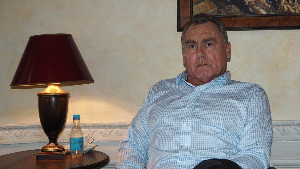 James Hayward, chief executive of RGL