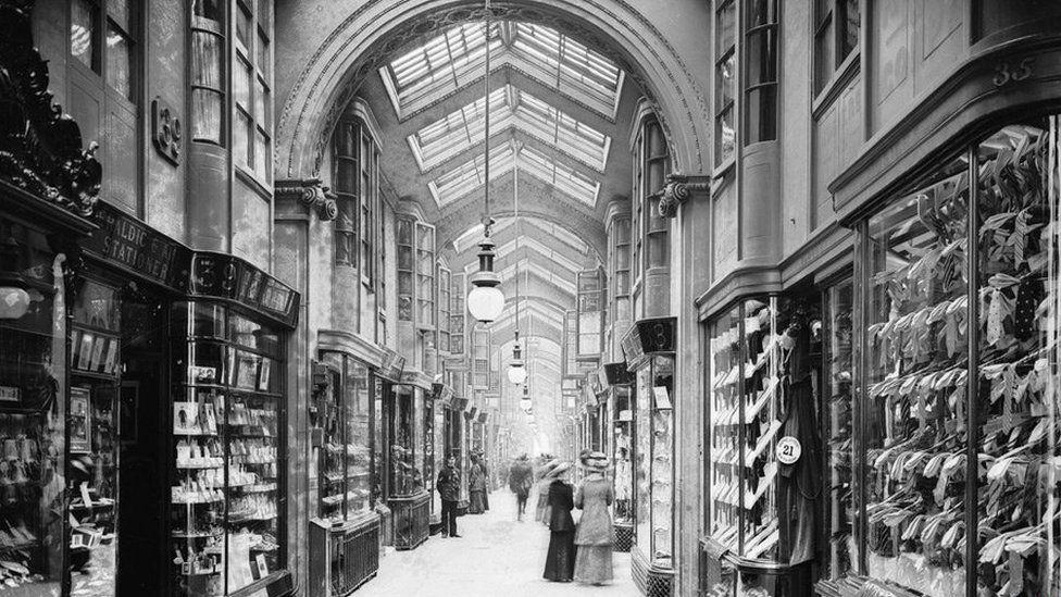 The Burlington Arcade