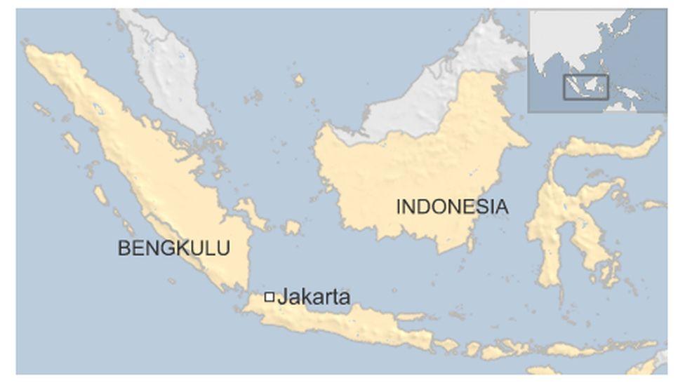 Bengkulu province, Indonesia