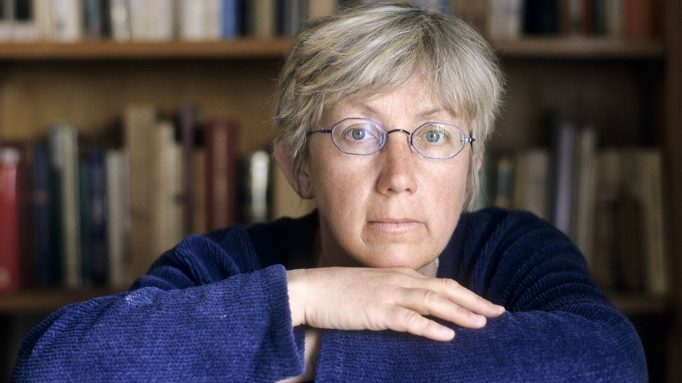 File pic of Italian journalist Lucetta Scaraffia