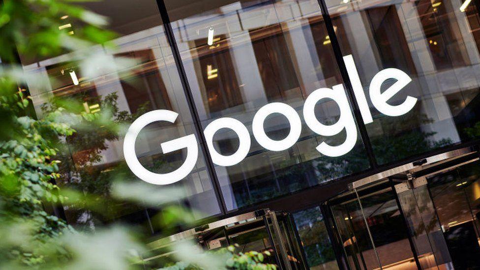 Google's UK headquarters