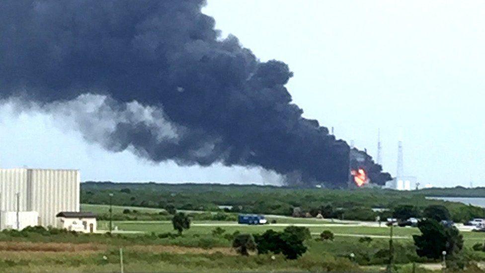 Image of blast by @krisn99 via Twitter