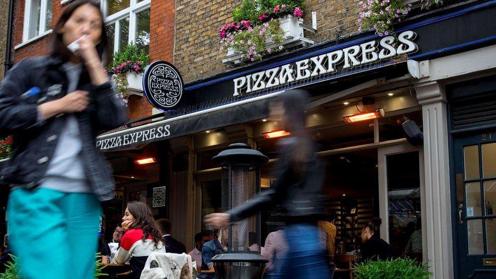 Pizza Express set for talks over £1bn debt pile
