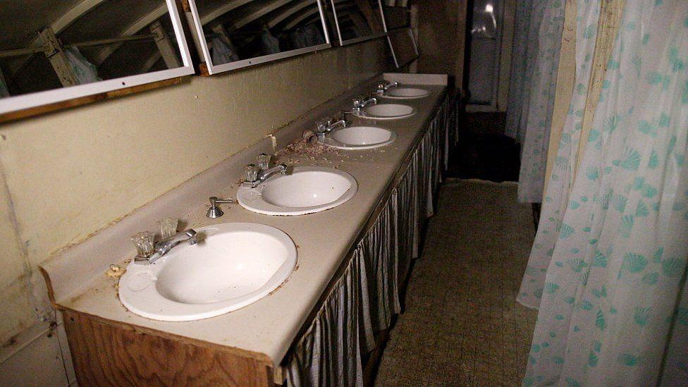 Ванная комната для женщин