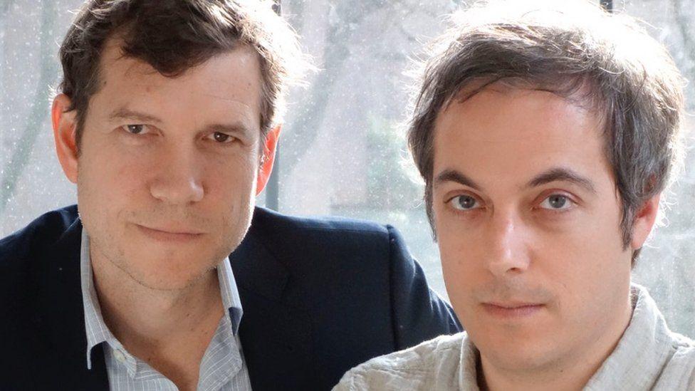 Jonathan Butler and Eric Demby