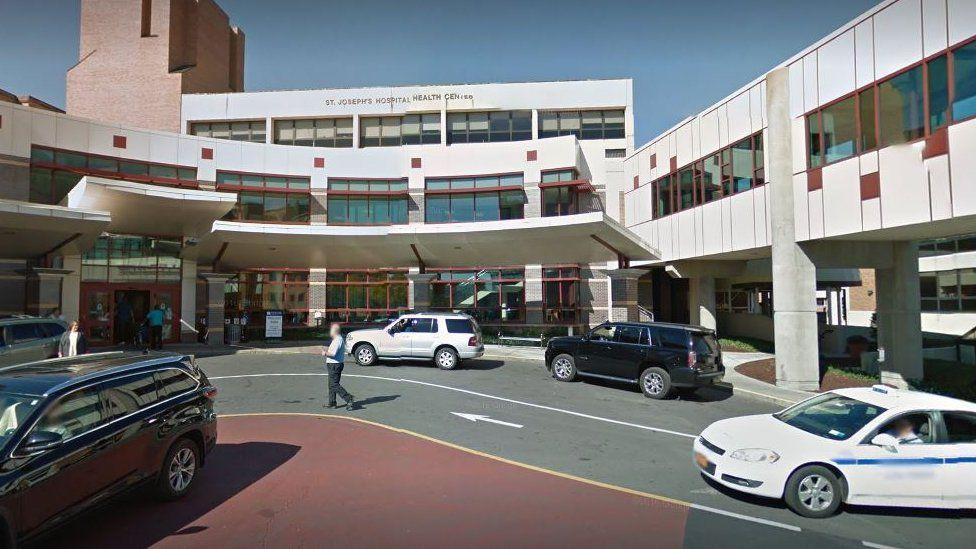 The St Joseph's Hospital