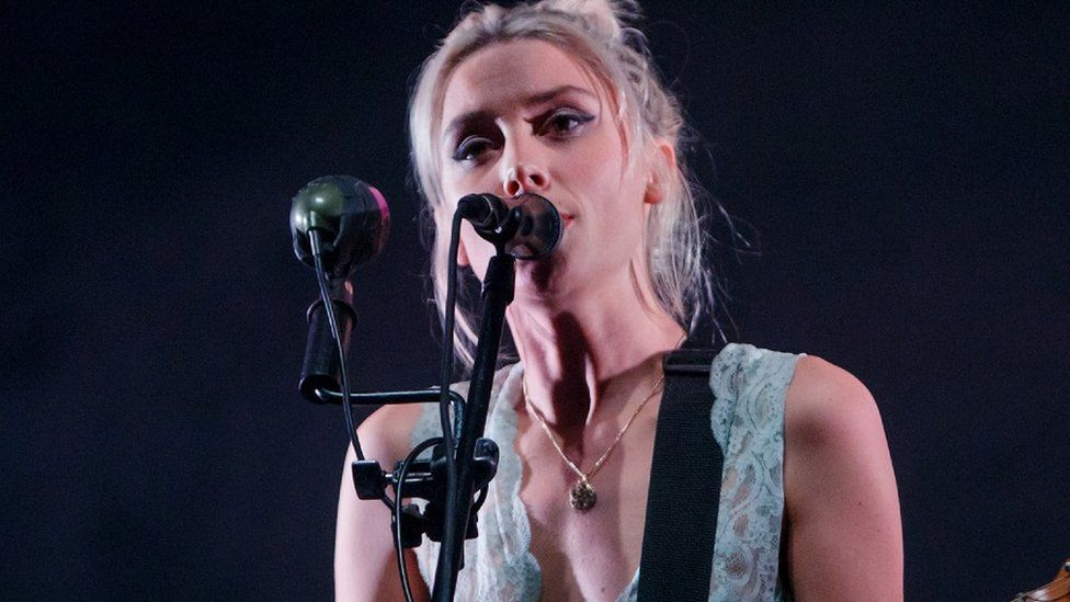 Wolf Alice are led by London singer-songwriter Ellie Rowsell