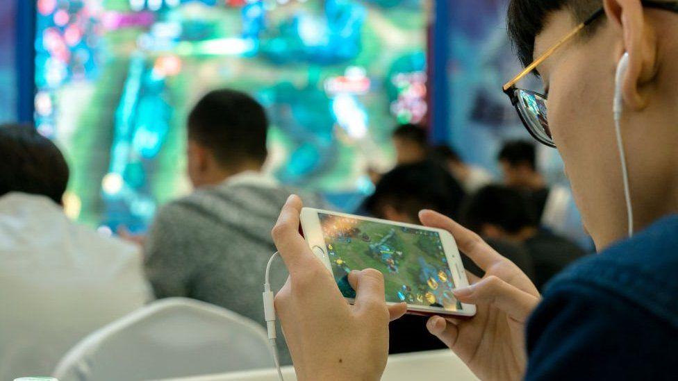 China video game
