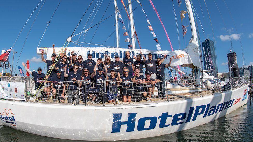 Crew of the HotelPlanner.com