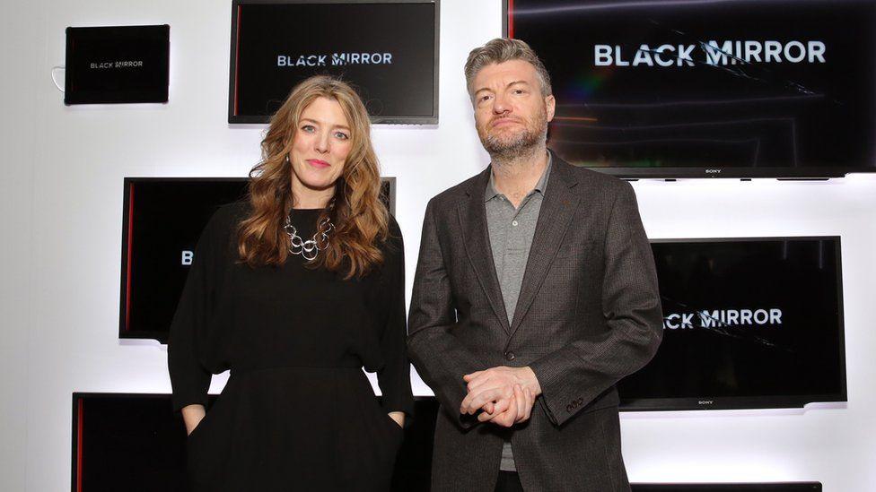 Black Mirror screenwriters