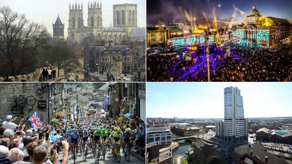 York, Hull, Tour de Yorkshire and Leeds
