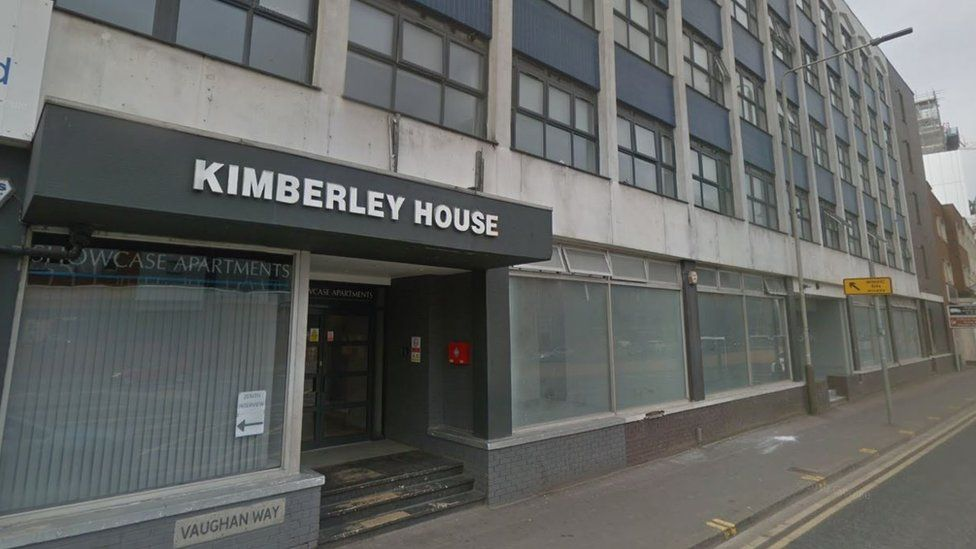 Kimberley House, Vaughan Way, Leicester