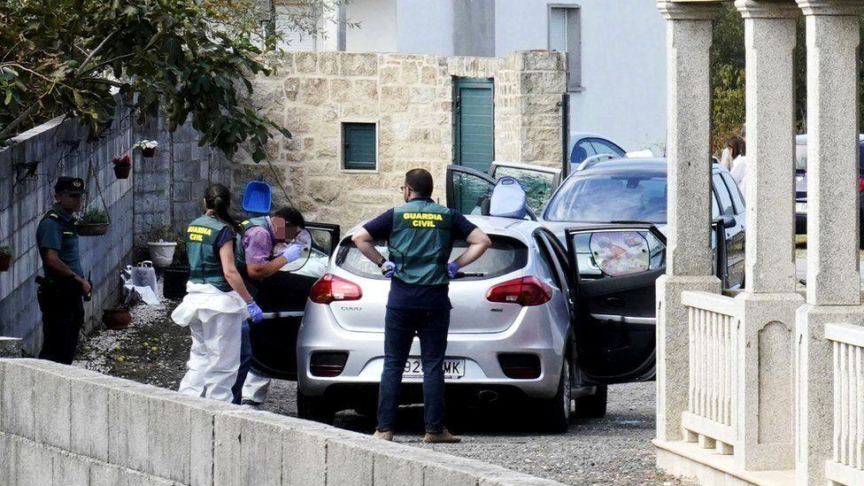 La consternación en España por el triple femicidio que cometió un hombre frente a sus hijos