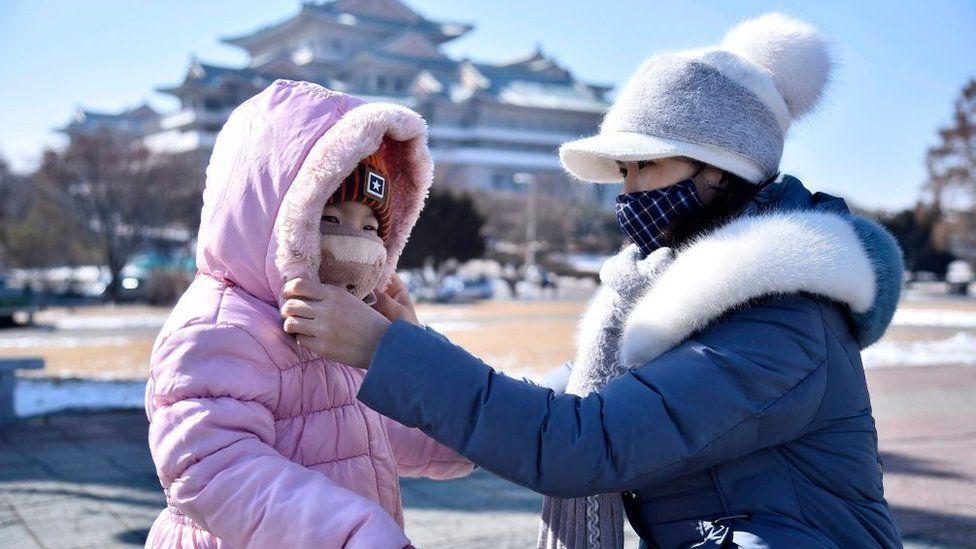 Coronavirus North Korea Quarantines Foreigners Bbc News