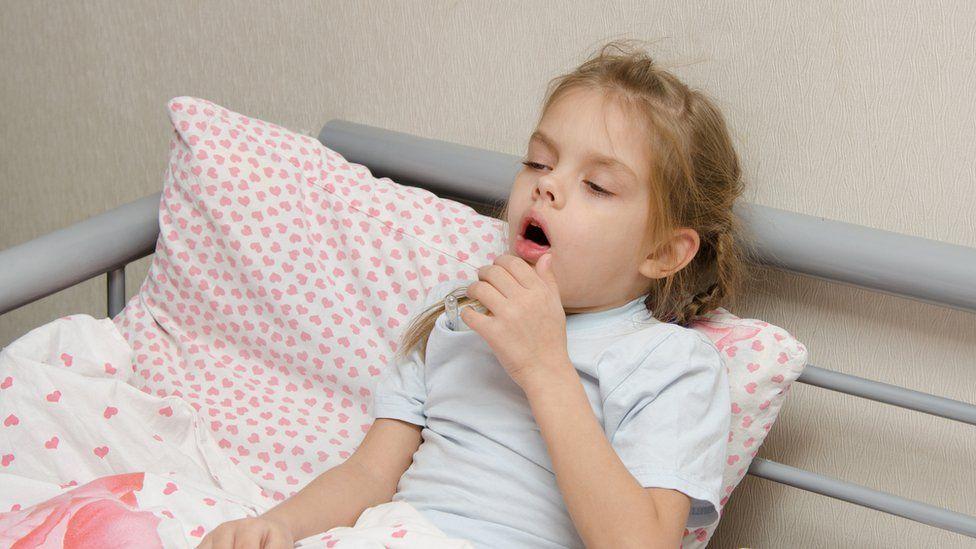que hacer cuando un bebe tiene mucha tos con flema