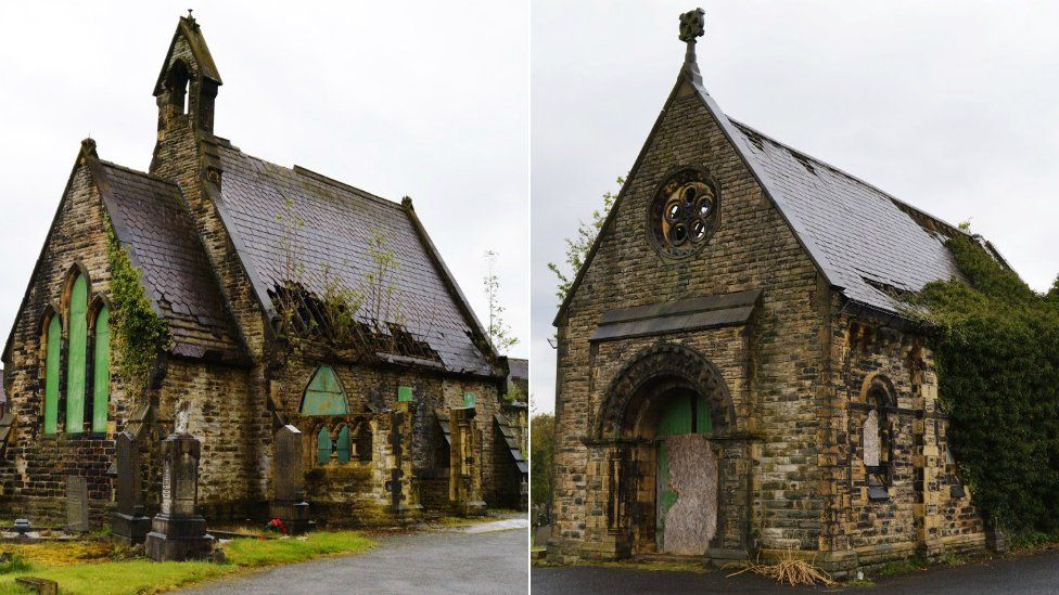 Chapels at Ince-in-Makerfield, near Wigan