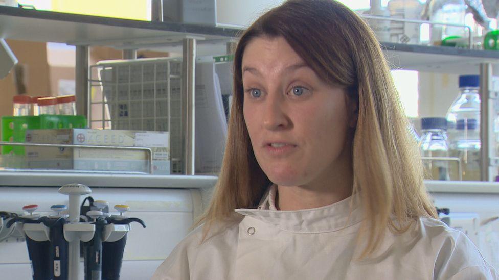 Dr Claire Donald