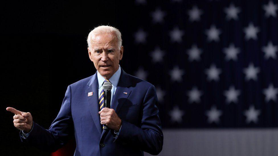 Joe Biden in Iowa, 10 August 2019