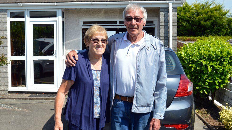 John and Maureen Wright