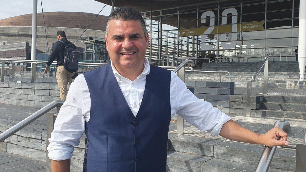 Neil McEvoy drops Plaid Cymru membership bid