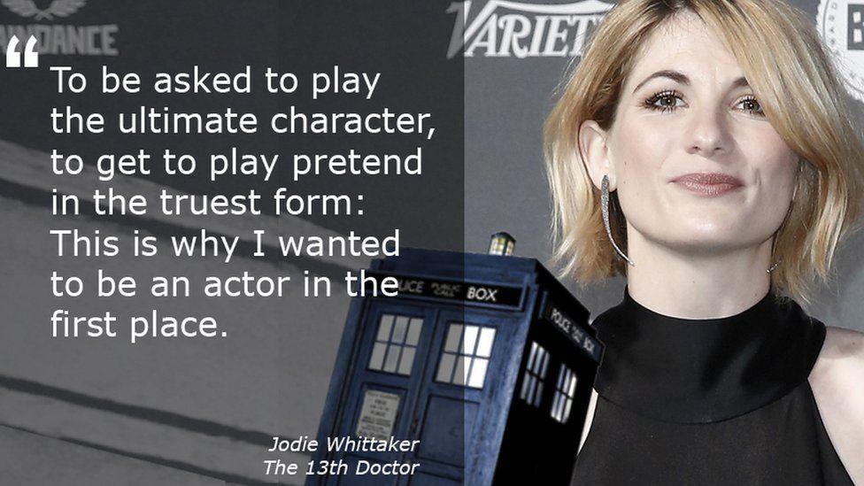 Jodie Whittaker