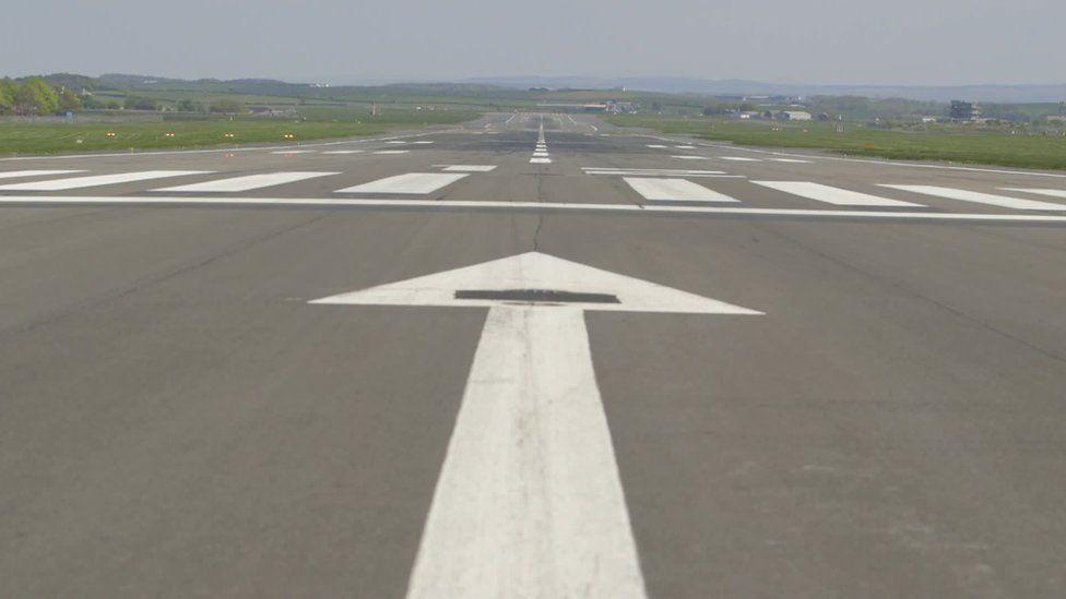 Prestwick has Scotland's longest commercial runway