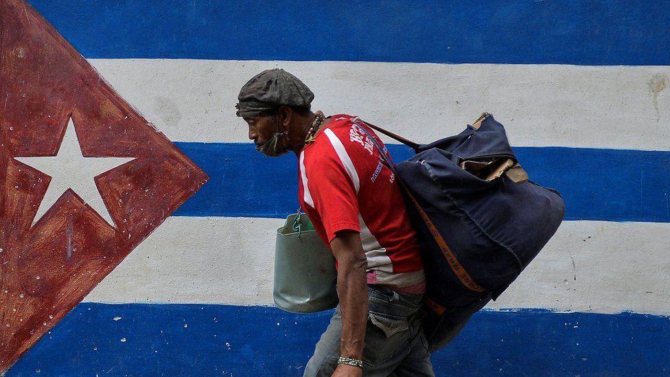 Cuba protests: Frustration at government runs deep thumbnail