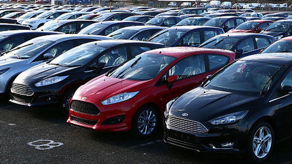 Ford Fiesta cars