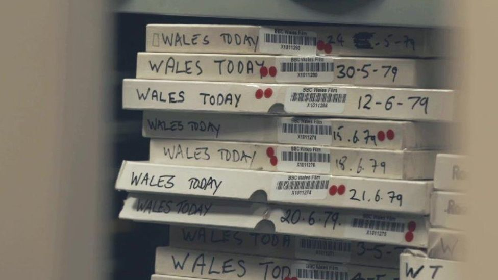 BBC archive tapes