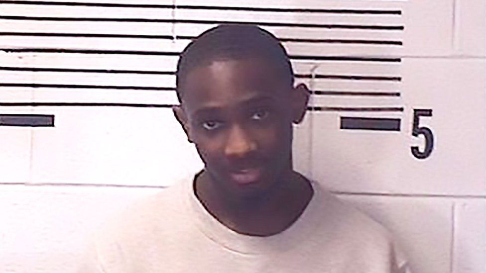 Lakeith Smith after his arrest in 2015
